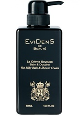 Шелковый крем для душа EviDenS de Beaute