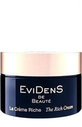 Обогащенный крем для лица EviDenS de Beaute