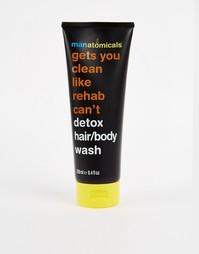 Шампунь и средство для душа Manatomicals Gets You Clean Like Rehab Can