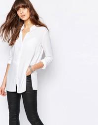 Длинная рубашка JDY - Белый