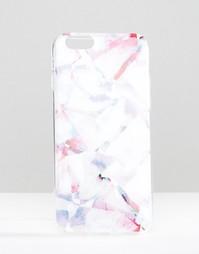 Чехол для iPhone 6 с принтом - Розовый Signature
