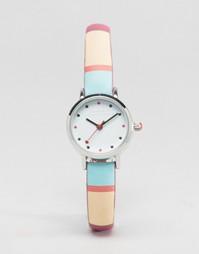 Johnny Loves Rosie Multi Stripe Watch