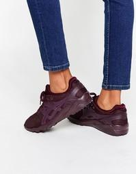 Сетчатые кроссовки Asics Gel Kayano Evo - Rioja red 5252