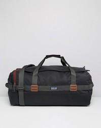 Patagonia Arbor Duffle Bag In Black 60L - Черный