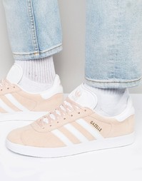 adidas Originals Gazelle Trainers In Pink BB5472 - Розовый