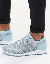 Синие кроссовки adidas Originals Los Angeles S75991 - Синий