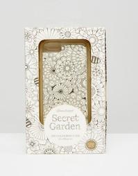 Чехол для iPhone 6/6s Secret Garden DIY - Мульти Gifts