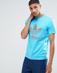 Футболка adidas Originals NMD AZ1079 - Синий