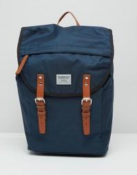 Синий рюкзак Sandqvist Hans Cordura - Синий
