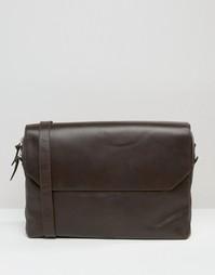 Коричневая сумка через плечо Royal RepubliQ - Коричневый