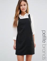Платье Vero Moda Petite - Черный