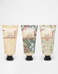 Набор кремов для рук Morris & Co 3 x 30 мл - Golden lily Beauty Extras