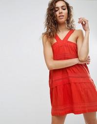 Платье d.RA Shanna - Коралловый