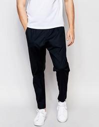 Черные брюки Nike Nk Court 810146-010 - Черный