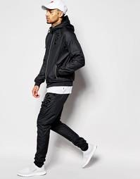 Черный спортивный костюм Nike 822870-010 - Черный