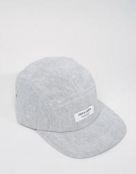 5-панельная кепка Jack & Jones - Серый