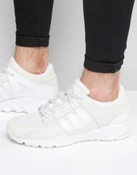 Белые кроссовки adidas Originals Equipment Support S32150 - Белый