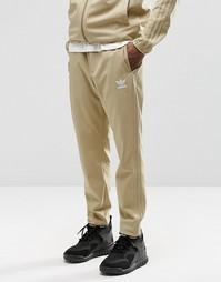 Джоггеры adidas Originals AZ8124 - Бежевый