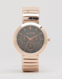 Часы цвета розового золота с хронографом ALDO - Розовое золото