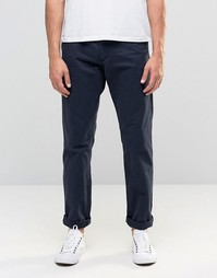 Esprit Chinos In Regular Fit In Navy - Темно-синий