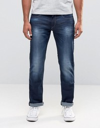 Esprit Jeans In Mid Wash Slim Fit - Темный синий