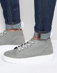 Ботинки чукка Dr Martens Baynes - Серый