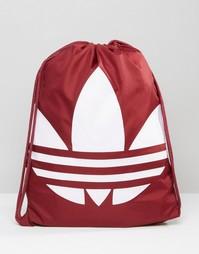 Красный рюкзак на шнурке adidas Originals AY8702 - Красный
