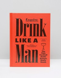 Книга Drink Like A Man Esquire - Мульти Books