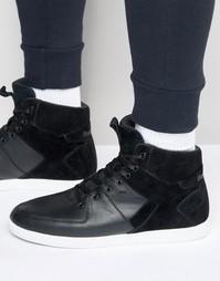 Высокие кроссовки Boxfresh Camberwell - Черный