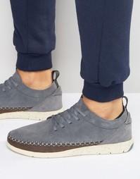 Замшевые кроссовки Boxfresh Rudiment - Серый