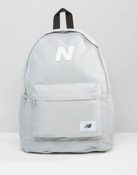 Серый рюкзак New Balance Mellow - Серый