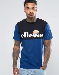 Футболка Ellesse - Темно-синий