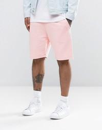 Розовые трикотажные шорты ASOS - Strawberry cream