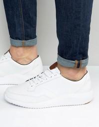 Кожаные кроссовки Boxfresh Rily - Белый