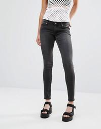 Узкие джинсы Cheap Monday L30 - Cold black (черный)
