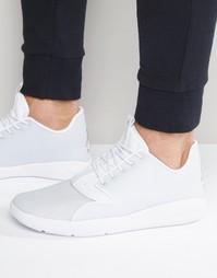 Белые кроссовки Nike Air Jordan Eclipse 724369-100 - Белый