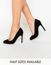 Туфли на высоком каблуке ASOS PLAYTIME - Черный