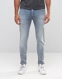 Супероблегающие джинсы Lee Malone - Fading blue