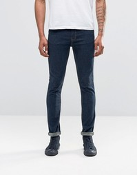 Облегающие синие джинсы Cheap Monday - Темно-синий