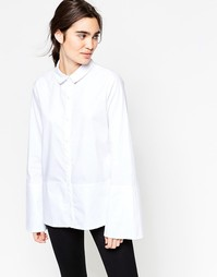 Рубашка Minimum Hilte - Белый