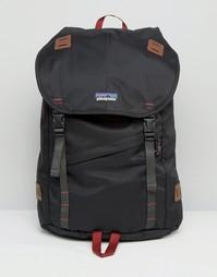 Patagonia Arbor Backpack In Black 26L - Черный