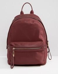 Рюкзак инжирного цвета Pieces - Инжир