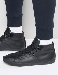 Кожаные кроссовки Boxfresh Archit - Черный