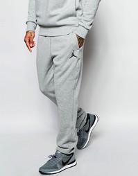 Зауженные спортивные брюки Nike Jordan 688999-063 - Серый