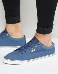 Синие кроссовки Ben Sherman Teni - Синий