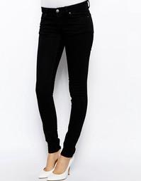 Зауженные джинсы Cheap Monday - Черный