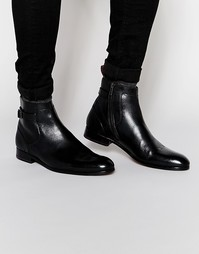 Ботинки c пряжками Ted Baker Nayfer - Черный