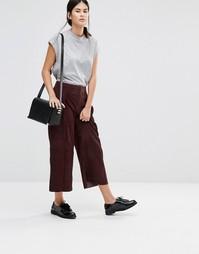 Укороченные брюки Gestuz Ynez - Sassafras