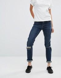 Узкие джинсы Cheap Monday Common L32 - Прорехи