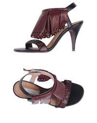 Босоножки на каблуке Nina Ricci